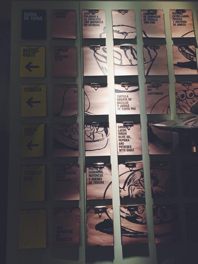 Interior del restaurante El Principal de l'Eixample